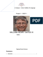 William Henrry Gates III 5