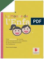 Brochure Dunod Enfance Septembre 2016