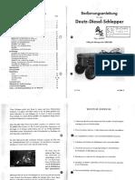 202. Manual Za Traktore Deutz D40L