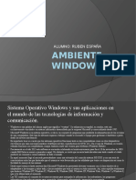 Ambiente Windows