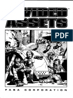 FASA7318 - Shadowrun - Divided Assets
