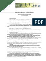 Integrarea Factorilor in Antrenament - Transcript Prezentare Vlad Ungureanu