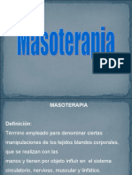 01.- MASOTERAPIA