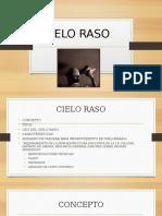 TIPOS DE CIELO RASO.pptx