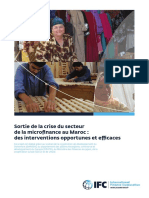 IFC+Morocco+MicroFinance+Crisis+report.French