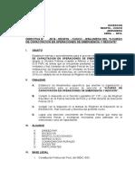 Directiva II-coer Cusco