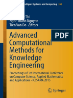 (Advances in Intelligent Systems and Computing 358) Hoai an Le Thi, Ngoc Thanh Nguyen, Tien Van Do (Eds.)-Advanced Computational Methods for Knowledge Engineering_ Proceedings of 3rd International Con