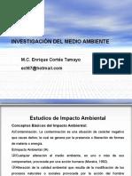 Estudios de Impacto Ambiental