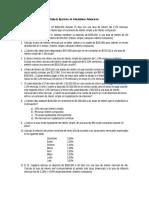 Guia de Ejercicios de Matemática Financiera