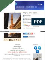 Turistickeponude Me Tour Firenca Nova Godina WAPk6fQYB84