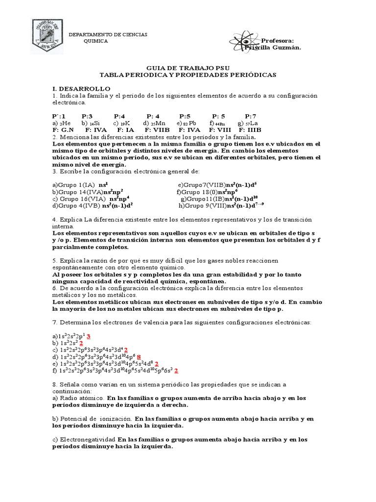 Correccic3b3n guia propiedades peric3b3dicas y t p urtaz Gallery