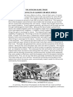 History Sba Notes 1