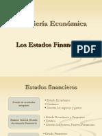 1.3 Análisis de Estados Financieros