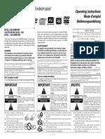 Dvr-111d Manual en Fr De