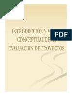 I Introducción y Marco Conceptual de la Evaluación de Proyectos.pdf