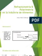 Refractometría & Polarimetría
