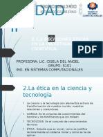 2.1.2 Decisiones Eticas en La Investigación Científica.