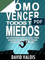 Cómo Vencer Todos tus Miedos - David Valois.pdf