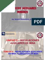 Servicios Auxiliares Mineros-Tema 09