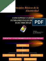1. Conceptos Leyes de La Electricidad Clase 1