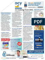 Pharmacy Daily for Mon 17 Oct 2016 - Intern training from DHS, Mental health Rx $ down, Apr price cuts flagged, Weekly Comment and much more