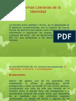 Las Formas Literarias de la Identidad.pptx
