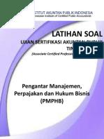 15-ACPAI Latihan Soal Pengantar Manajemen Pajak Hukum Bisnis