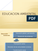 Educacion Ambiental Secundaria