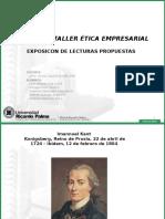 Etica Expo Curso