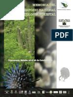 Memoria XVI Simposio Parasitologia Forestal