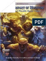 In the Company of Monsters (PFRPG)