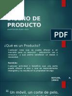 2da Clase de Administracion de Producion