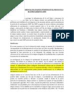 Un Estudio Experimental de Ataques Internos en El Protocolo de Enrutamiento Ospf