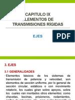 Capitulo Ix - Eje