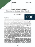 Church and Churches_Orthodox View