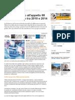 Fisco, Mancano All'Appello 88 Miliardi All'Anno Tra 2010 e 2014 - Repubblica