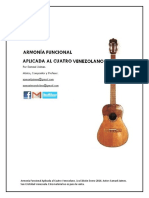 Armonía Funcional Aplicada Al Cuatro Venezolano