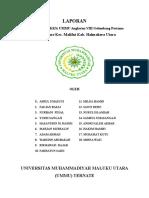 Daftar Isi Laporan KKS