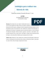 Guía Metodológica Para Realizar Una Historia de Vida (1) (1)