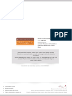 Evaluación de La Competencia de Expresión Escrita Argumentativa de Estudiantes Universitarios
