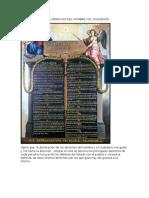 Declaracion de Los Derechos Del Hombre y El Ciudadano e