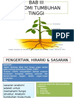Bab III Tumbuhan Tinggi