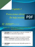 Protecciones BT