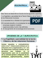 Exposicion 10.Teoria Burocratica