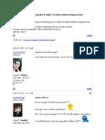 Cara Memasukkan Datetimepicker Di Delphi 7 Ke Dalam Database Dengan Format