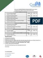 Price List Wallaper Custom- Luxurioes