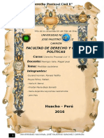 MONOGRAFIA DE EL PROCESO DE MEDIDA CAUTELAR