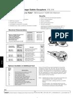 Conectores Adalet Cod a-1(15 Kv-500 a)