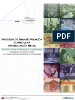Transformacion Curricular
