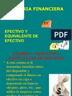 DIAP - Efectivo y Equivalente de Efectivo ) ( 01 ) ( Set 2015 - II )